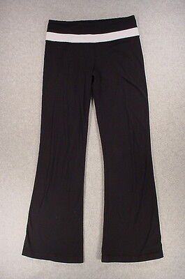 1763683e39138 LuLuLemon GROOVE Stretch Yoga Athletic Workout Tights (Women's Size 6)