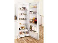 Nearly-new (barely used) Indesit fridge (SIAA 12)