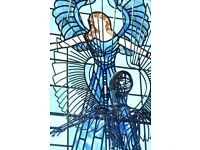 Beginners Stained Glass Craft Classes