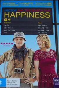 DVD - Hector and The Search for Happiness West Perth Perth City Area Preview