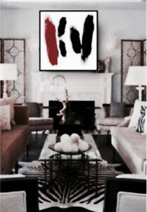 Big Canvas Wall Art Direct From Local Artist $220