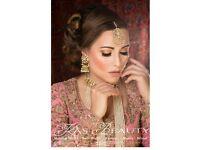 Professional Asian Bridal Hair & Makup Artist