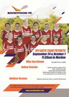 Rockwood U11 boys Rep Soccer