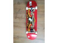 Brand new anti hero skateboard large 8.0