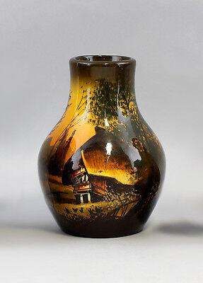 Keramik Vase Schramberg Schwarzwaldhaus 99845347