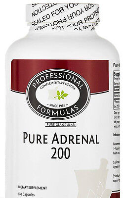 Professional Formulas Pure Adrenal 200 Best Zealand Gland...