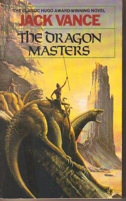Used, The Dragon Masters by Jack Vance (Paperback, 1985) for sale  Shipping to Ireland