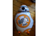 Bb8 suitcase for kids or any starwars fan!