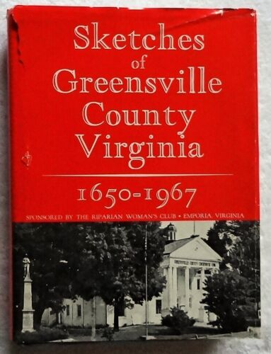 SKETCHES of GREENSVILLE COUNTY, VIRGINIA -  Emporia, VA - Black History Railroad