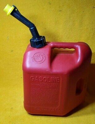 Blitz 50810 2 Gallon 8 Oz. Ventless Plastic Gas Can W Self Venting Spout