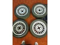SIERRA RS COSWORTH 3DR RS500 WHEELS