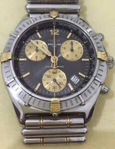 GENUINE BREITLING MENS WATCH Concord Canada Bay Area Preview