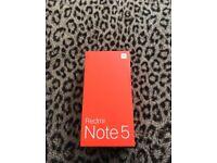 Brand new Redmi Note 5
