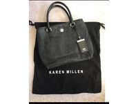 Karen Millen Tote bag