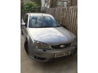 2004 54 FORD MONDEO ST 2.2 TDCI MANUAL DIESEL IN SILVER ++ OFFERS ++ PART EX WELCOME ++