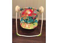 Motorised Baby Swing
