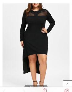 Plus dress- new in packaging