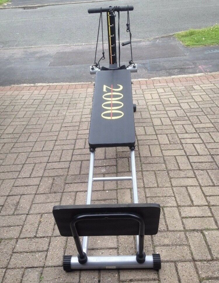 Total Trainer 2000 Home Multi Gym.