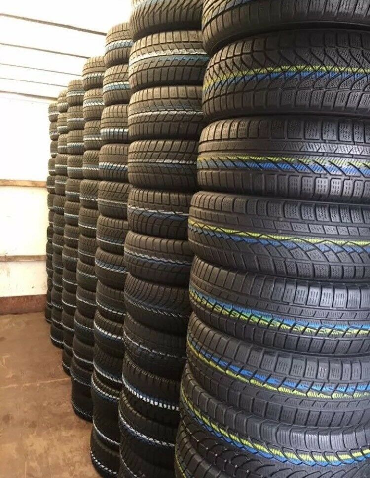 part worn winter tyres from 25each fitted in bury 205