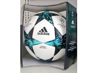 Finale 17 UEFA Champions League 17/18 Official Match Ball