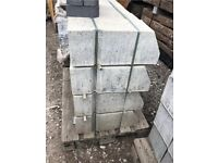 *New* Overhanging Concrete Block - Pack Of 20