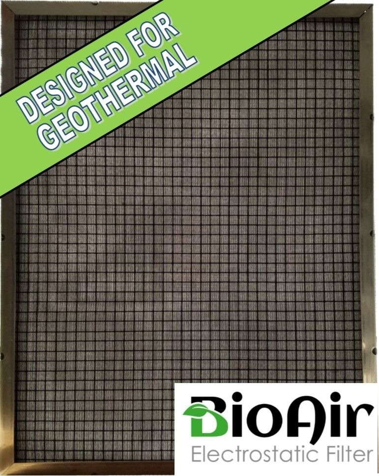 Air Care 18x30x1 GOLD Electrostatic Furnace A//C Filter Permanent Washable