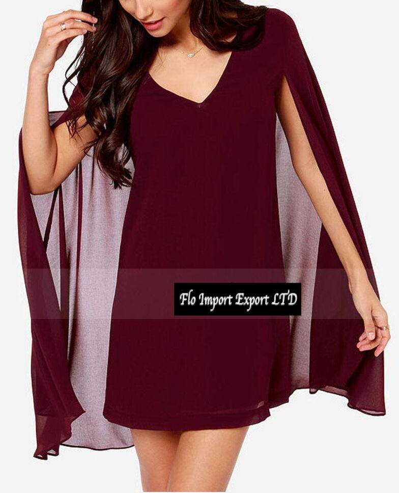 0089844c8cce5 Vestito Con Mantella Donna - Woman Dress with Cape 110110