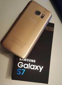 Samsung s7. Excellent condition