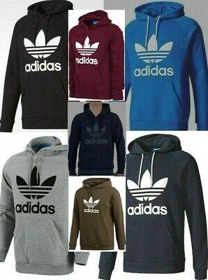 Adidas Men`s Trefoil Hoody