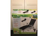 Comfortable recliner bed chair NEW