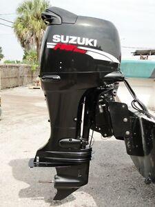 2007 suzuki 140 hp 4 stroke outboard motor ebay for Suzuki 2 5 hp 4 stroke outboard motor