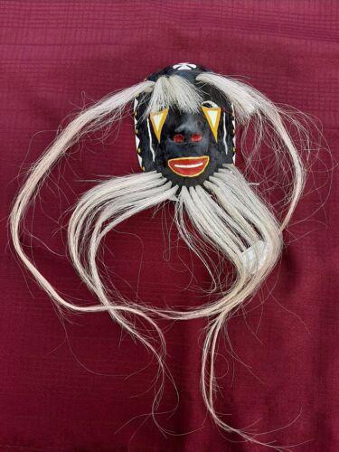 Maya Pascola Mask by Rueben Hernandez