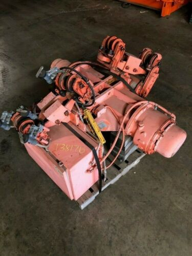 4 Ton P&H Electric Wire Rope Hoist