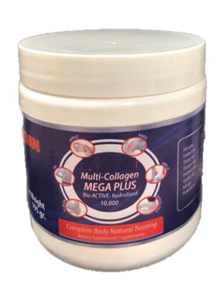 MEGA COLLAGEN PLUS  hydro collagen powder vitaminC colageina 10 colagina 21 XXI  3