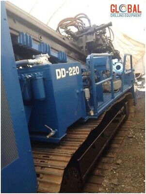 1997 American Auger Dd220 Directional Drill