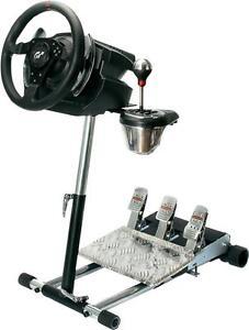 Lenkrad Halterung Wheel Stand Pro für Thrustmaster T500RS - Deluxe V2 Schwarz