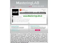 Pro Online Mixing & Mastering Only £25 Per Track - BBC Radio 1Xtra Certified