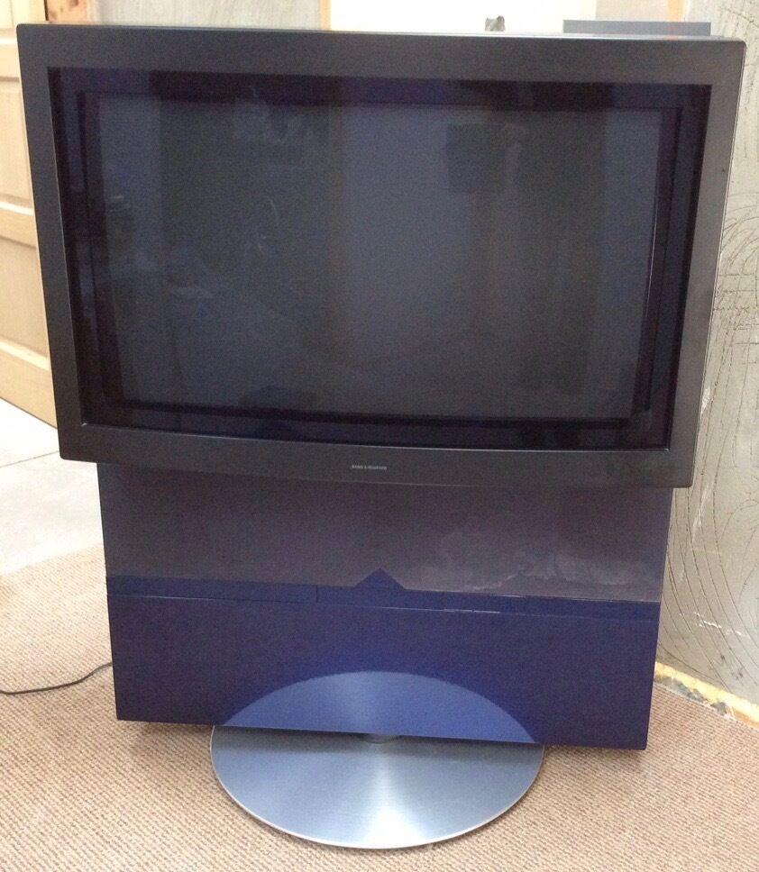 price drop bang olufsen beovision avant 32 television video player combo vintage retro. Black Bedroom Furniture Sets. Home Design Ideas