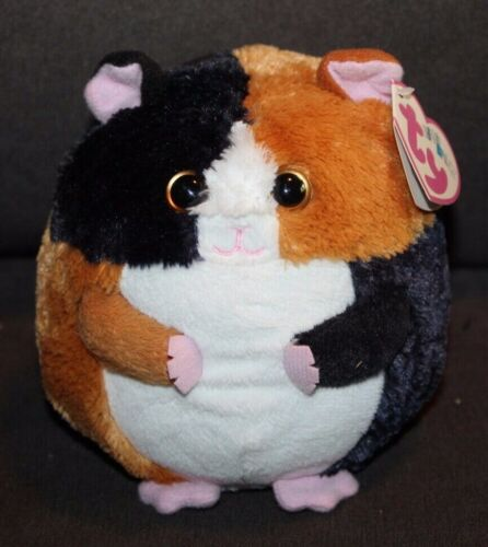 Tagged TY THE BEANIE BALLZ COLLECTION Speedy STUFFED TOY Hamster