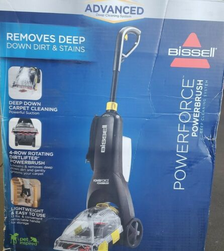 BISSELL PowerForce PowerBrush Full Size Carpet Cleaner 2089