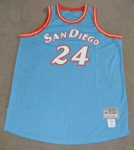 6299ecf8c ... Basketball-NBA · World B. Free San Diego Clippers Throwback Mitchell &  Ness Jersey Sz 54 HWC