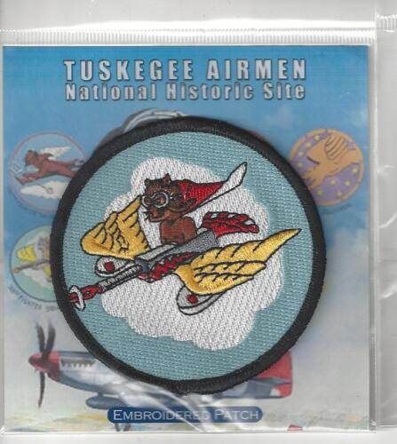 Tuskegee Airmen National Historic Site Souvenir Patch - 301st Fighter Squadron