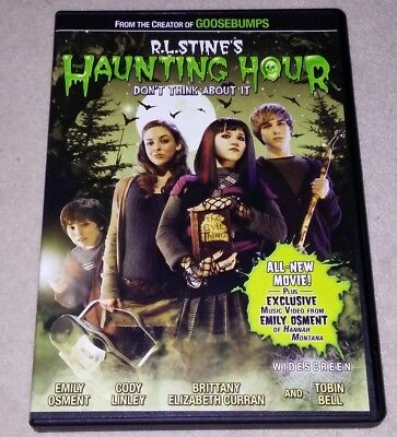 R.L. Stines The Haunting Hour: Dont Think about it DVD *HORROR *HALLOWEEN](About The Halloween Movies)