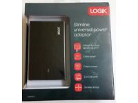 Logik Laptop charger. Universal. Brand new
