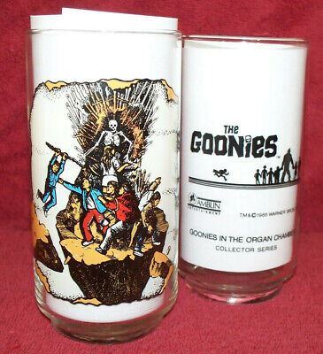 The GOONIES 1985 The Organ Chamber Godfather's Glass NOS Unused Warner Bros ET