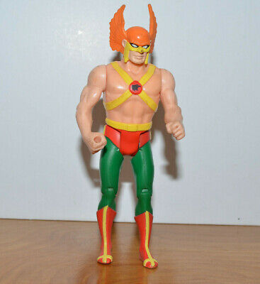 "VINTAGE SUPER POWERS HAWKMAN ACTION FIGURE 1984 KENNER 5"" TALL DC COMICS"