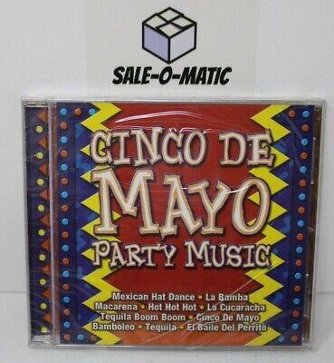 CINCO DE MAYO PARTY MUSIC CD 2002 LATIN