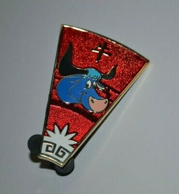Disney Babe The Blue Ox Chinese Zodiac Mystery Pin 99664 Year Of The Ox