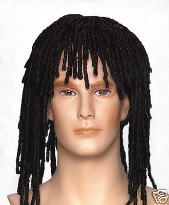 Dreadlocks Wig Black  Wig Men Party Dress up  Halloween party  - Dreadlock Wig Halloween