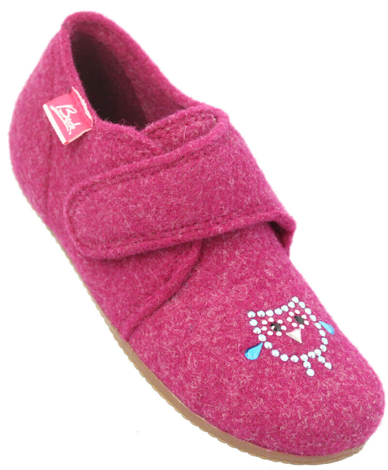 Beck Hausschuhe Kindergarten Schuhe mit Flexisohle schmale Passform div. Modelle